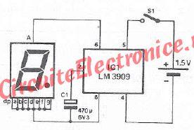 Scheme electronice cu leduri