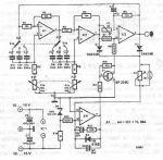 Schema electronica generator de ton