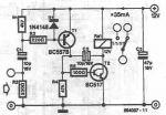 Schema electronica de vox comutator comandat prin voce