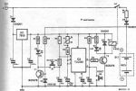 Schema Incarcator portabil pentru acumulatori NiCd cu TLC555