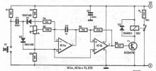 Circuit pentru rezistenta de incalzire