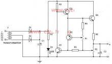 Sursa reglabila 07-24 volti schema electronica