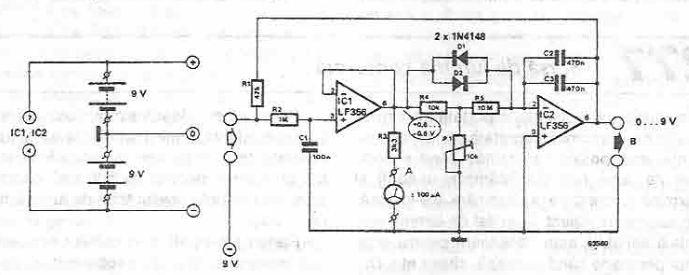 Schema Detector de minciuni cu bioffedback