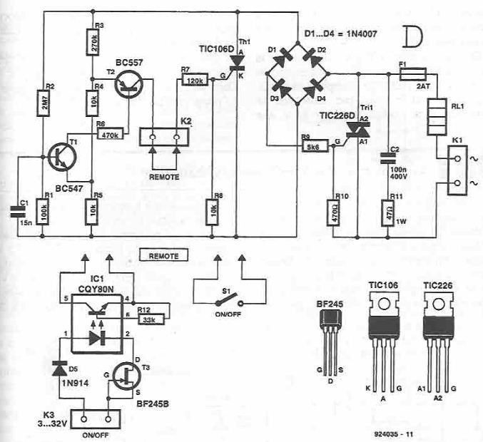 Schema Convertor 240 110V