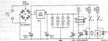 Schema electronica Cifru electronic CMOS